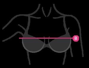 lingerie Vittoria Gallarate tabella taglia reggiseno
